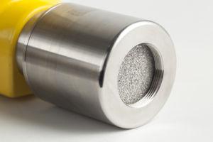 ガスの検出のための固定ホスフィンのpH3のガス探知器