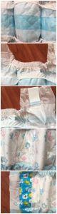 Soem-Baby-Windel hergestellt vom China-Baby-Windel-Lieferanten