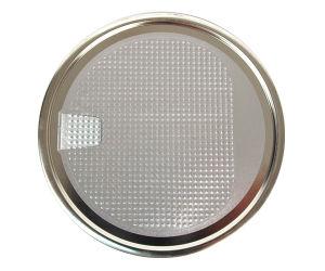 O alumínio descole final com o anel de estanho (401.502) para lavagem a embalar alimentos