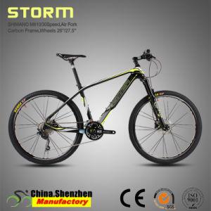 Shimano M610 30speedの27.5erカーボンMountianのバイク26erの自転車