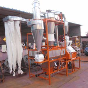 Petite meuleuse d'usine pour la vente de maïs