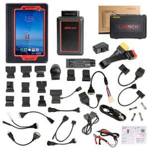 進水X431 Vの8inchタブレットWiFi/Bluetoothの完全なシステム診察道具は2年アップデートをオンラインで解放する
