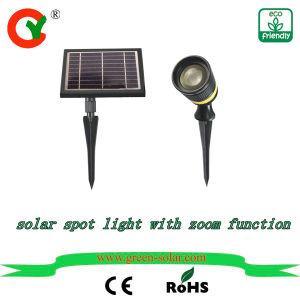 Открытый фонаря направленного света на солнечной энергии постоянного тока на базе новых LED Energy Light для дорожек на стене дома на улице во дворе виллы дорожного движения на заводе продавать низкой цене