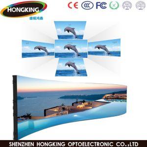 Piscine intérieure/extérieure de haute qualité P4 P5 P6 plein écran LED de couleur