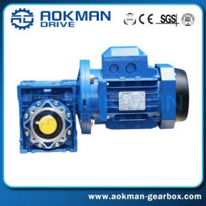 중국 산업 송전 기계적인 RV 시리즈 벌레 모터 변속기