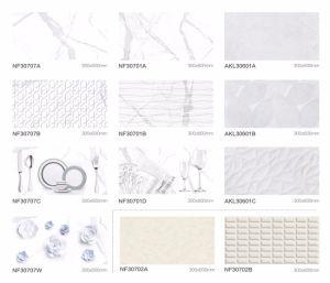 De moderne Tegel van de Muur van het Ontwerp Binnenlandse Ceramische met Matte Verglaasde Oppervlakte