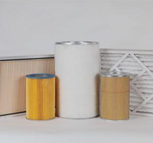 Industrielle Kassetten-Filter