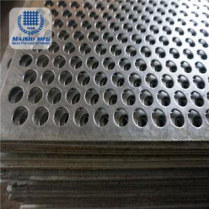 Pannello reticolare del metallo/strato perforati galvanizzati