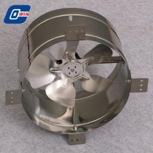 25W 12V DC FAN, ventilador de pared Solar