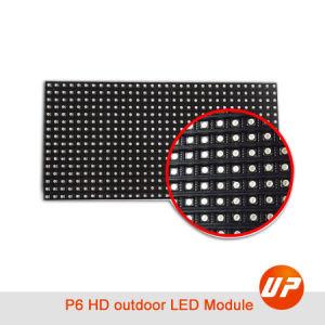 A todo color P6 Módulo LED para publicidad