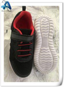 2018 de Nieuwe Schoenen van de Jonge geitjes van de Schoenen van de Actie van het Basketbal van het Kind van het Ontwerp Lopende