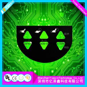 Fornitore Cina della tastiera della tabella della membrana 2X4 di disegno
