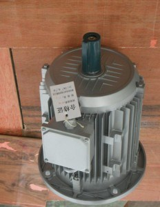 50rpm Vertical Wind Generator/Permanent Magnet Generator를 가진 30kw