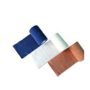 Het Zelfklevende Verband van uitstekende kwaliteit van de Lage Prijs (niet-geweven 2.5cm*4.5m)