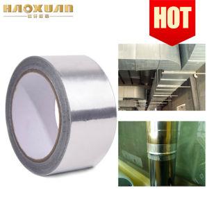 Cantos del conducto de la soldadura de plata con cinta de tela de aluminio