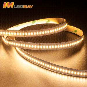 Striscia flessibile eccellente di luminosità 240LED/m LED della striscia calda di bianco 3014 LED