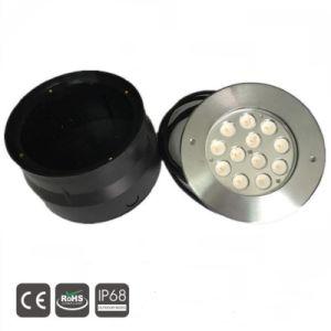 36W 12W LED IP68, bajo el agua de la luz de la Piscina