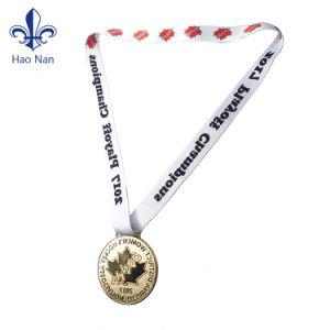 De sporten kennen het Beste Lint van de Medaille van de Kwaliteit met de Haken van het Metaal toe