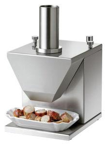 Ustensiles de cuisine de la viande meuleuse électrique avec de la nourriture pousseur
