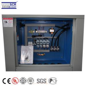 Zunahmen Efficency um 10%, Schrauben-Luftverdichter des Störungsbesuch-150HP (110KW, 5.35~25.6m3/min,) permanenter MotorIP65