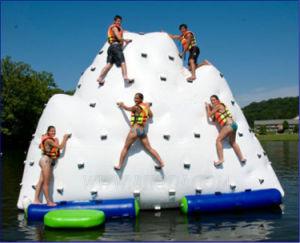 水公園装置、膨脹可能なIceburgの膨脹可能なスポーツのゲームD3032