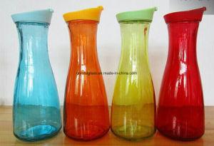 HochleistungsMilchflasche-Getränkeflasche der glasflaschen-1L