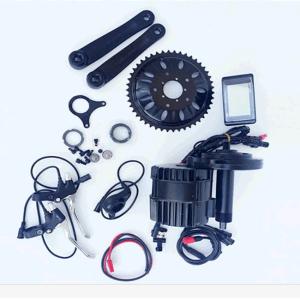 BBS01/02 в середине центрального датчика положения коленчатого вала двигателя комплект для преобразования электрического велосипеда велосипед