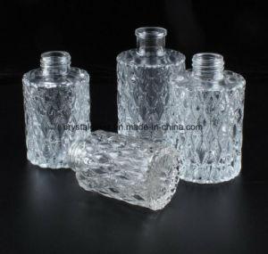 Difusor de perfume de fragrância de vidro transparente Garrafa