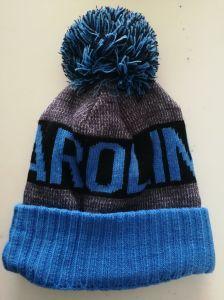 人の`Sのチーム米国アンヘレスの標準的な帽子の暖かい伸縮性がある帽子の帽子