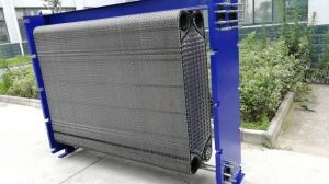 Gea Fa184 최신 판매 티타늄 열교환기 격판덮개, 열교환기 격판덮개 틈막이, 틈막이 격판덮개 열교환기, 자유로운 교류 격판덮개 열교환기