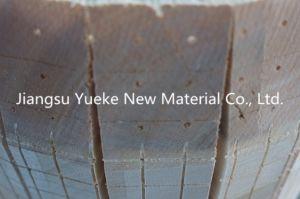 バルサ材の輪郭のパネル