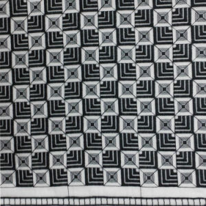 女性のスーツのための刺繍ファブリックレースファブリック
