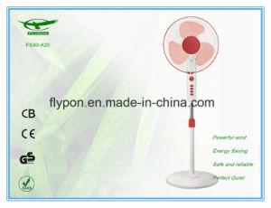 De ronde Elektrische Ventilator van de Ventilator van de Tribune van 16 Duim van de Hoogte van de Basis Regelbare (FS40-A20)