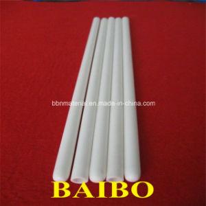 Tubo di ceramica industriale di Zirconia bianco
