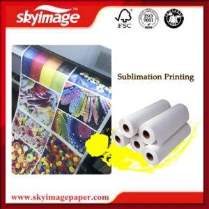 ampio formato 90GSM di 3.2m digiuna rullo asciutto del documento di sublimazione della tintura