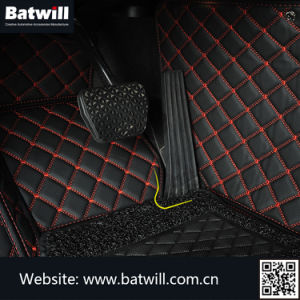 BMW를 위한 5D 7D PVC 코일 차 매트 5개의 시리즈