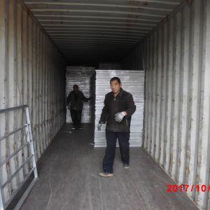 7 Poort van het Landbouwbedrijf van het Staal van de staaf de Op zwaar werk berekende Gegalvaniseerde