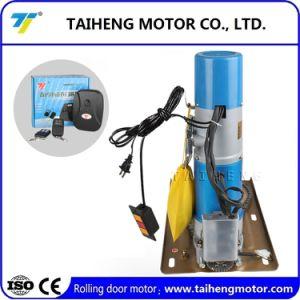 Factory Pricre 600kg de rodadura del obturador con el motor de la puerta de la batería de copia de seguridad