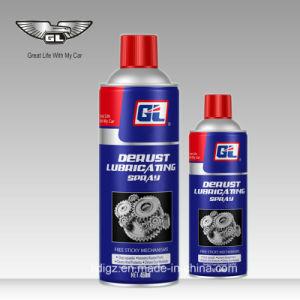 Aerossol de óleo lubrificante multi-usos