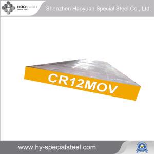 Staaf van de Vlakte van het Staal SKD11 van Cr12MOV JIS D2 1.2379 de Warmgewalste
