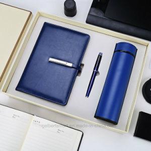 2018 het drie-Stuk van de Pen van het Notitieboekje van de Mok van het idee de Giften Geïsoleerde Collectieve Reeks Bedrijfs van de Gift