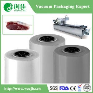 PA/EVOH/PE высокий барьер многоуровневый Co штампованный пакет продуктов питания горячее формование пластиковую пленку