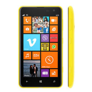 도매 Nekia Lumia 625 이동 전화 GPS WiFi 3G&4G 휴대 전화