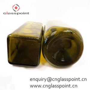 Fabbrica del cinese delle bottiglie di vetro dell'olio di oliva di alta qualità 1000ml Marasca