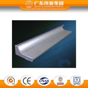 Perfil de extrusión de aluminio para el precio de la ventana