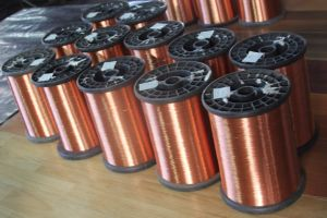 エナメルを塗られた銅の覆われたアルミニウム磁石ワイヤー