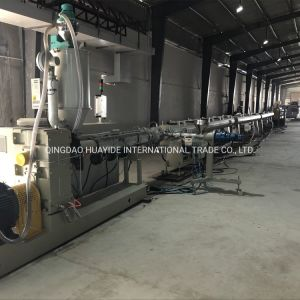 Высокое качество HDPE трубы машины экструдера