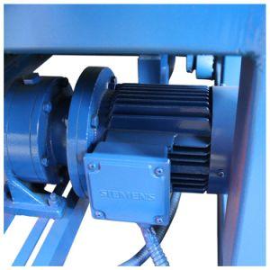 Bloco oco de concreto de cimento dos fabricantes de equipamento da máquina