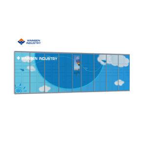Openlucht Logistisch Slim Kast/Pakket/de Kast van de Levering voor Flat