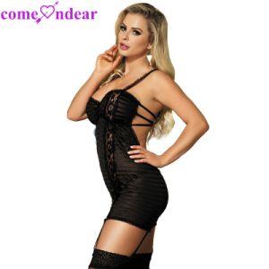 عمليّة بيع حارّ مثيرة رومانسيّ شريط ملابس داخليّة يثبت لأنّ سيدات